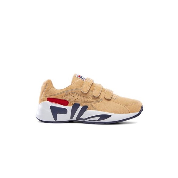 FILA MINDBLOWER x Hall of Fame Calf-hair Sneakers